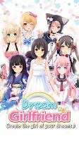 Screenshot 1: Dream Girlfriend | Inglés