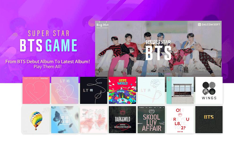 Download] SuperStar BTS - QooApp Game Store