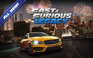 Screenshot 1: Fast & Furious: Legacy