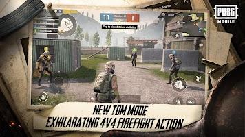 Screenshot 1: PUBG Mobile (Global)