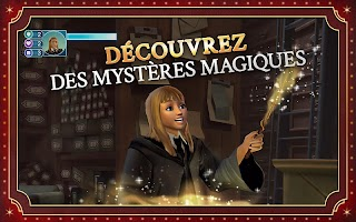 Screenshot 4: HARRY POTTER Secret à Poudlard