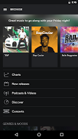 Screenshot 3: Spotify Music