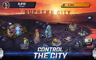 Screenshot 1: Supreme City Rivals