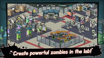 Screenshot 3: Drop The Zombie