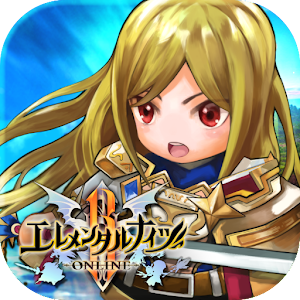 Icon: RPG Elemental Knights(3D MMO)