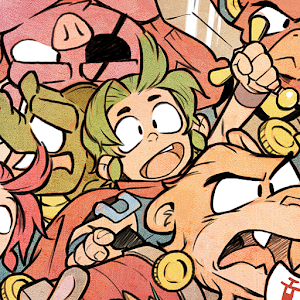 Icon: Wonder Boy: The Dragon's Trap