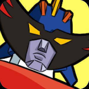 Icon: 超合体魔術ロボ ギンガイザー バトルオンライン