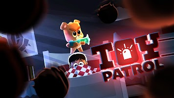 Screenshot 1: Toy Patrol - No Monsters Allowed