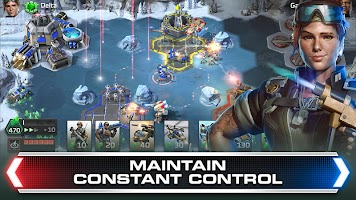 Screenshot 4: Command & Conquer: Rivals PVP