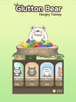 Screenshot 4: 貪食熊:飢餓的湯米