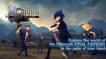 Screenshot 1: Final Fantasy XV Pocket Edition