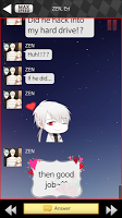 Screenshot 3: Mystic Messenger 神秘信使 (韓版)