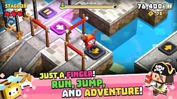 Screenshot 2: Cubie Adventure