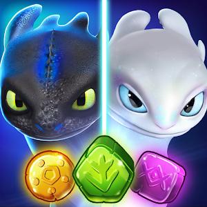 Icon: Dragons: Titan Uprising