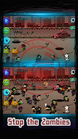 Screenshot 4: ZombieWar : VaccineMaster
