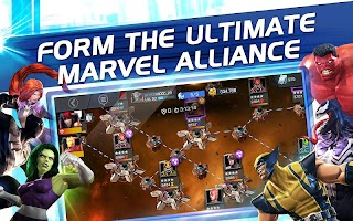 Screenshot 2: MARVEL Contest of Champions