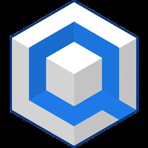 Icon: Q-BLOCK 3Dドットお絵描きツール