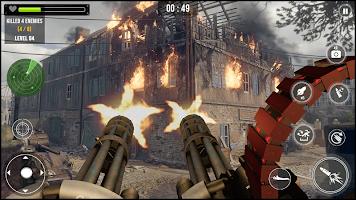 Screenshot 4: 機槍模擬器
