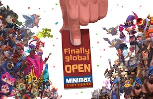 Screenshot 1: MINImax Tinyverse