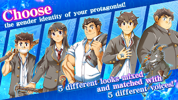 Screenshot 2: Tokyo Afterschool Summoners