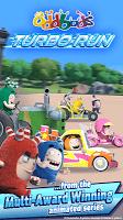 Screenshot 1: Oddbods Turbo Run