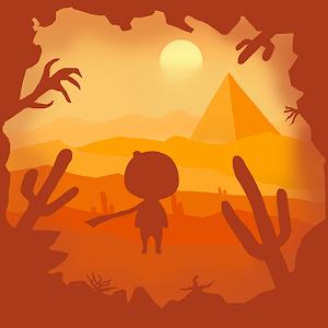 Icon: 미이라의 귀갓길 - 함정 제조 탈출 게임