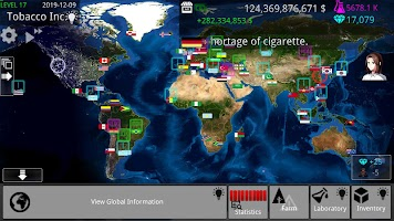Screenshot 2: Tobacco Inc. (Cigarette Inc.)
