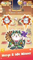 Screenshot 1: 我的招財貓