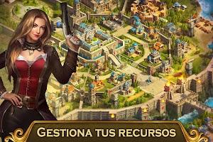 Screenshot 3: Guns of Glory: Construye el Ejército del Reino