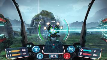 Screenshot 1: 機器人戰爭