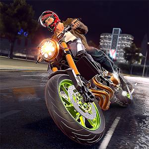 Icon: Moto Street Racers