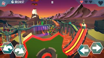 Screenshot 4: Gravity Rider Zero