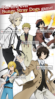 Screenshot 2: Bungo Stray Dogs: Tales of the Lost | English