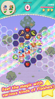 Screenshot 2: Wonder Flash - A mystical match 3 puzzle game