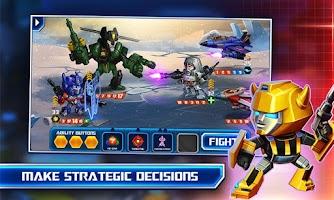 Screenshot 2: TRANSFORMERS: Battle Tactics