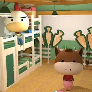 Icon: 逃脫遊戲:馬與胡蘿蔔室
