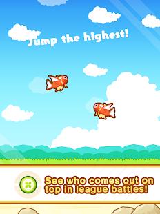 跳躍吧!鯉魚王