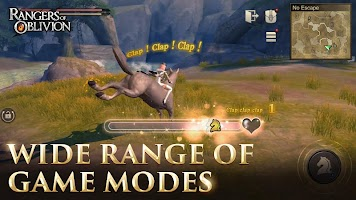 Screenshot 4: Rangers of Oblivion