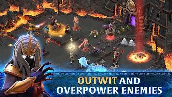 Screenshot 4: Arcane Showdown - Battle Arena