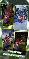 Screenshot 3: Eternity: Farfalla the Holy sword