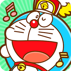 Icon: Doraemon MusicPad | English