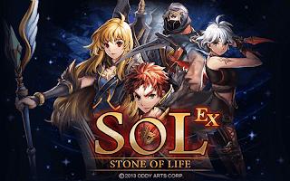 Screenshot 1: S.O.L :  Stone of Life EX
