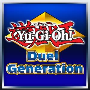 Icon: Yu-Gi-Oh! Duel Generation