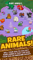 Screenshot 3: Idle Tap Zoo: Tap, Build & Upgrade a Custom Zoo