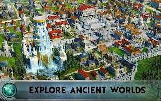 Screenshot 2: Game of War – Fire Age
