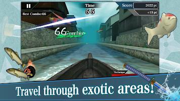 Screenshot 3: 武士之劍