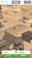 Screenshot 3: Frontier Town