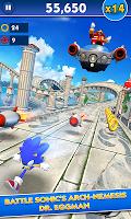Screenshot 1: Sonic Dash