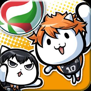 Icon: 排球少喵!