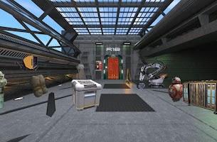 Screenshot 2: Escape Game - Uncertain Path